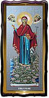 Икона в лавке -  Афонская Пресвятой Богородицы