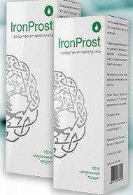 Iron Prost - капли от простатита (Арон Прост), фото 2