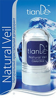 Кристальный дезодорант Natural Veil TianDe, 60 гр.