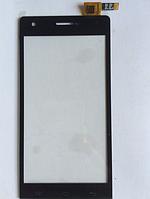Оригинальный тачскрин / сенсор (сенсорное стекло) для UMi X1 Pro (черный цвет)