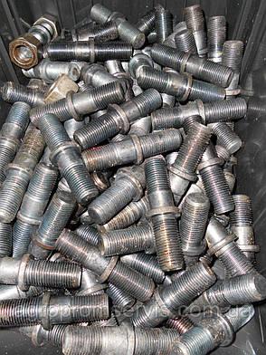 Шпилька ступицы колеса М-18 голая  2-ПТС-4, фото 2