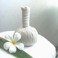 Мешочки для тайского массажа Лаванда