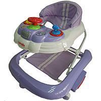 Ходунки с качалкой Carrello Forza CRL-9601 Purple