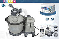 28644 Песочный фильтр-насос 4000 л/ч Intex