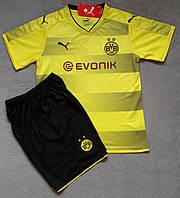 Детская футбольная форма Puma  Borussia Dortmund 2017-18