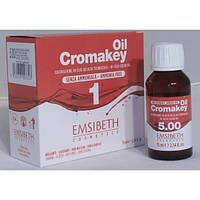 Краска на основе масла без амиака Oil Cromakey, (3 шт*75 ml)