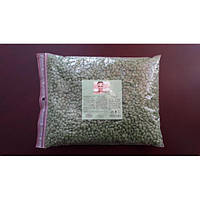 Воск в гранулах зеленый 1 кг