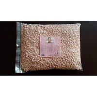 Воск в гранулах розовый 1 кг