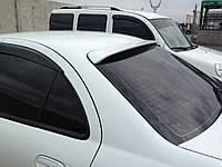 Козырёк на стекло Nissan Almera classic 2006- (стекловолокно,под покраску)