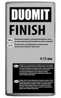Duomit (Дуомит) смесь д/устройства наливных цем. промышленных полов (толщина от4-15 мм. )