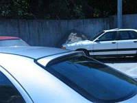 Козырёк на стекло Lorinser Mercedes-Benz E class W210 1995-2002 (стекловолокно под покраску)
