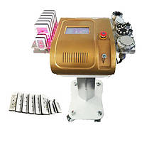 Аппарат UMS-811 (5 в 1) для лазерной липосакции, УЗ-кавитации и РФ-лифтинга