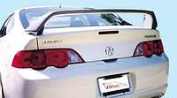 Спойлер на багажник Acura RSX 02-09 / Honda Integra 01-11 / Mazda 323 98-02 абс пластик