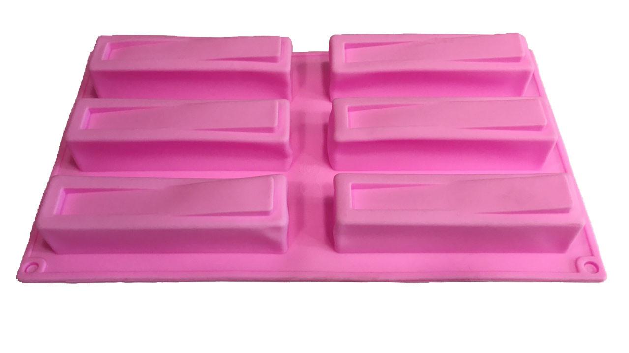 Форма силиконовая  Евродесерт  9 шт на планшете