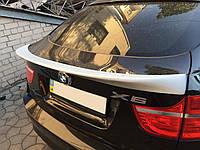 Спойлер крышки багажника ACS6 Falcon BMW X6 E71 стеклопластик