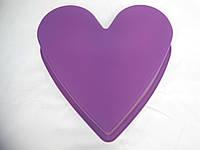 """Cиликоновая форма """"Сердце"""", 26х6,5 см., 115/105 (цена за 1 шт. + 10 гр.) , фото 1"""