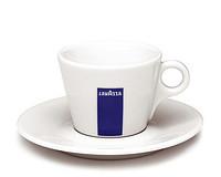 Чашка с блюдцем LavAzza BLUE - Cappuccino - [160 мл.]