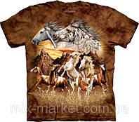 Футболка The Mountain - Find 15 Horses - 2013