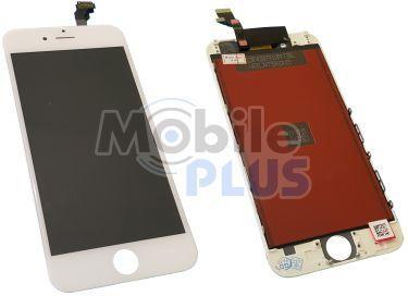 Дисплей для Apple iPhone 6 с сенсорным экраном White, белый