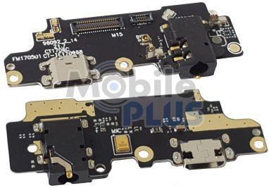 Разъем заряда Meizu M5 Note, M621q на плате