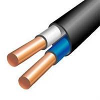 ВВГнг 2х4,0 ЗЗЦМ кабель с медными монолитными жилами
