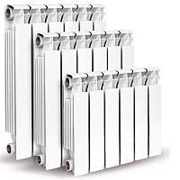Биметаллический радиатор vision EKVATOR 500/76, 30 бар