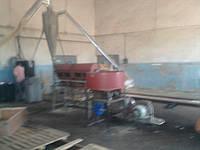 Установка для производства древесной муки