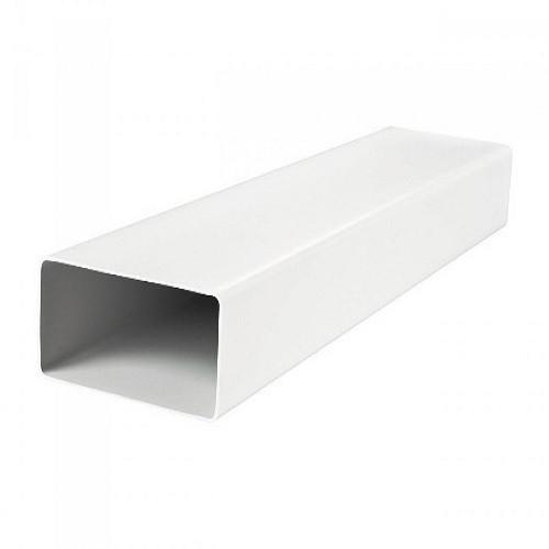 Канал Пластивент, 204х60 мм, L=0,5 м