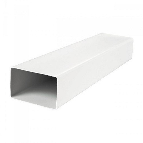 Канал Пластивент, 110х55 мм, L=0,5 м