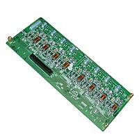 Плата расширения Panasonic KX-TDA1186X для KX-TDA100D, 8-Port Analogue Trunk Daughterboard
