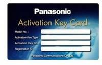 Ключ-опция Panasonic KX-NCS4104XJ для 4 IP-транков для АТС серии TDE