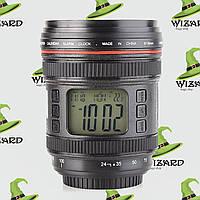 Часы Фотообъектив