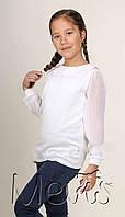 Блуза для девочки Mevis 1976 -01