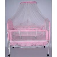 Кроватка 9352-002 люлька металлическая