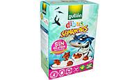Печенье безглютеновое Gullon Dibus Sharkies 250g