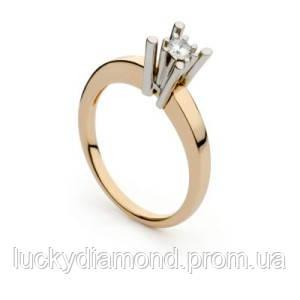 Золотое кольцо для помолвки