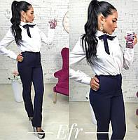 Женские офисные брюки