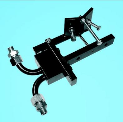 Клапаны ограничения подъёма Hyva для UCB 145/165
