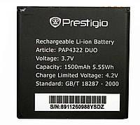 Аккумуляторная батарея PRESTIGIO PAP4322 DUO