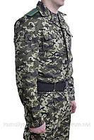 Камуфляжный костюм  темный пиксель рип-стоп  Беларуский, фото 1