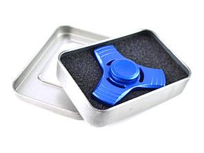 Спиннер металлический на три лопасти, фото 2