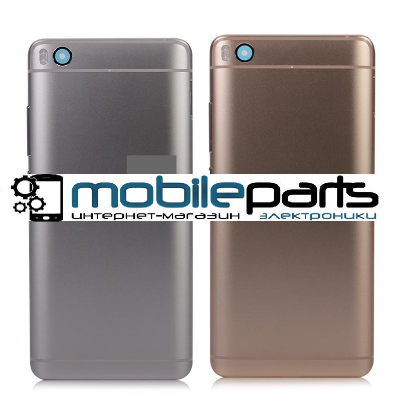 Оригинальная задняя панель (крышка) для Xiaomi Mi5s (Золотая)