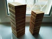 Детская игра деревянная Дженга (54 эл) маленькая