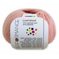 Cool Wool, 75% шерсть Superwash/ 25% полиамид, 50г/200м