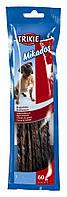 Лакомство Trixie Mikados для собак жевательное, говяжий пищевод, 60 г, фото 1