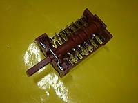 Переключатель 850607 для электроплит Ардо Беко Ханса 5-ти позиционный производство Испания Barcelona