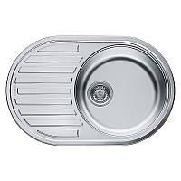 Кухонная мойка Franke нержавейка PMN 611i матовая (101.0255.790)