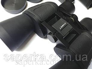 Бинокль Comet 10x50 (кнопочная фокусировка), фото 3