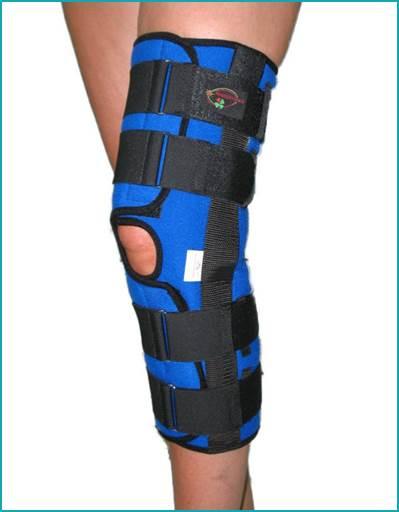 Медтехника для фиксации коленного сустава лечение локтевого сустава парафином