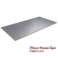 Лист нержавеющий AISI 430 размером 1х1250х2500 мм